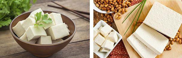 tofu blando y tofu duro