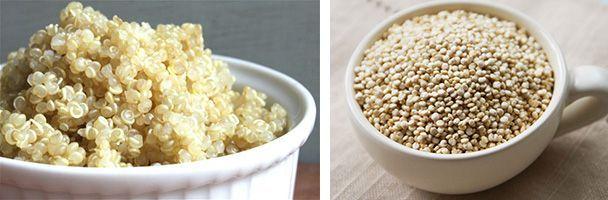 alternativa a proteina animal quinoa